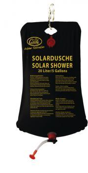 Solardusche 20 ltr. mit Aufhängevorrichtung