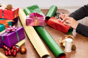 Geschenke Einpackservice kostenlos ab 20 € Warenwert Geschenkartikel