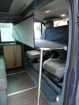 Kinderbett fahrerhaus ford nugget bei lila bus shop - Kinderbett bus ...