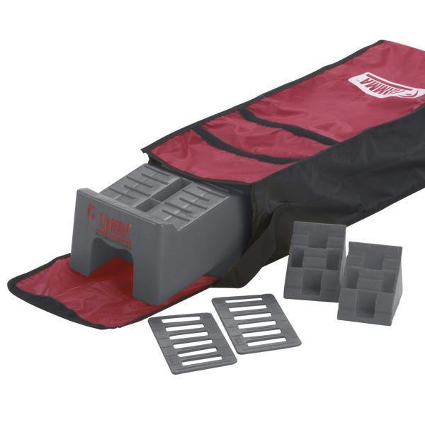 auffahrkeil kit level up komplettset lila bus shop. Black Bedroom Furniture Sets. Home Design Ideas